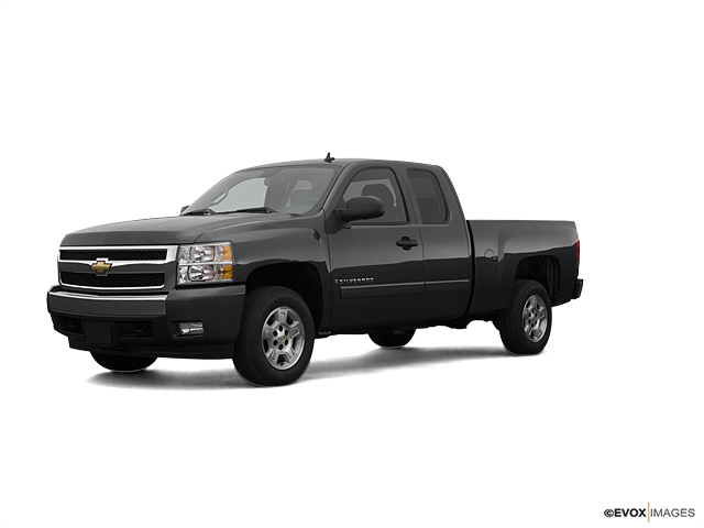 2007 Chevrolet Silverado 1500 Vehicle Photo in Austin, TX 78759