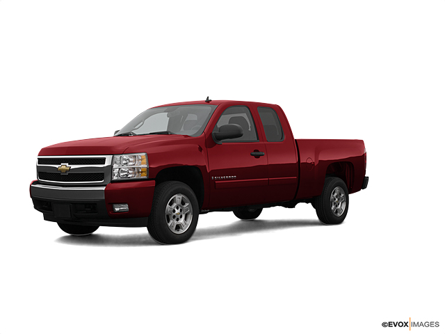 2007 Chevrolet Silverado 1500 Vehicle Photo in Knoxville, TN 37912