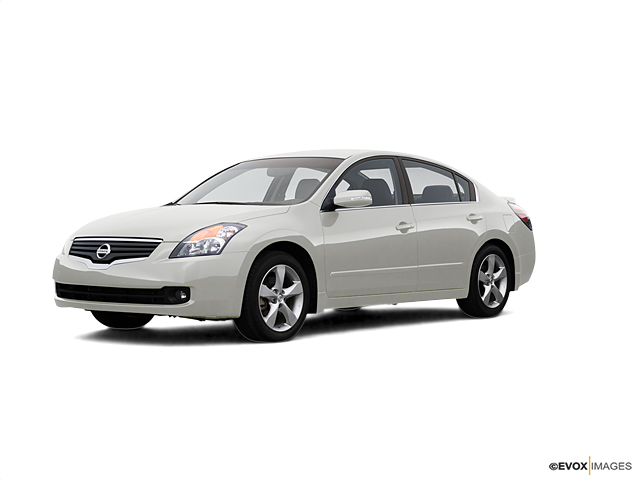 2007 Nissan Altima Vehicle Photo in Danville, KY 40422