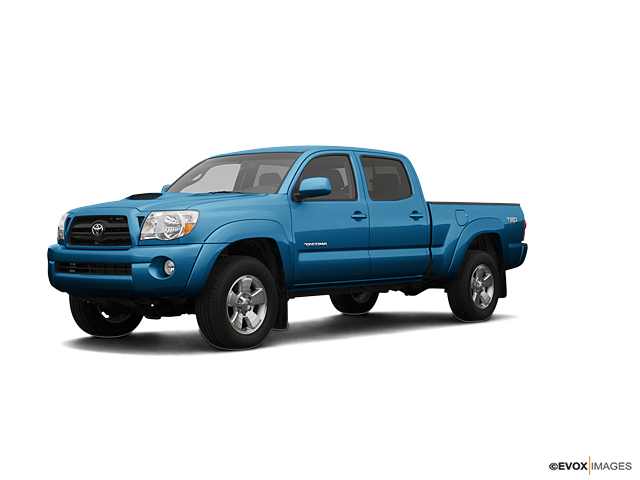 2007 Toyota Tacoma Vehicle Photo in Hyde Park, VT 05655