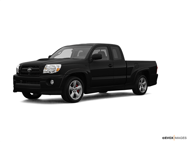 2007 Toyota Tacoma Vehicle Photo in Decatur, IL 62526