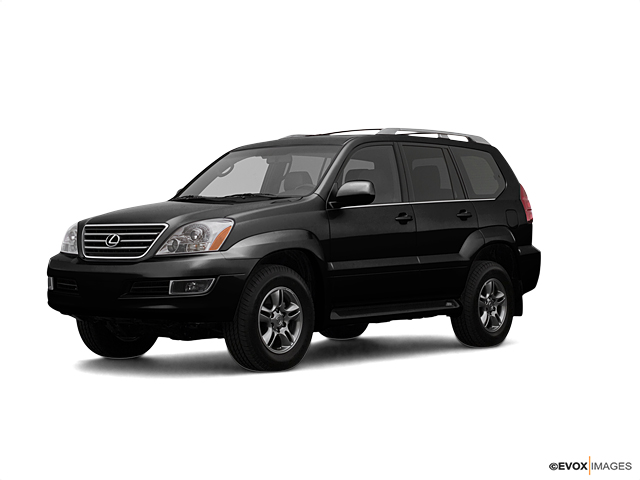 2007 Lexus GX 470 Vehicle Photo in Decatur, IL 62526