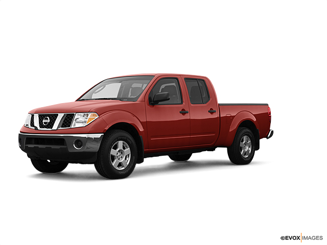 2007 Nissan Frontier Vehicle Photo in San Angelo, TX 76903