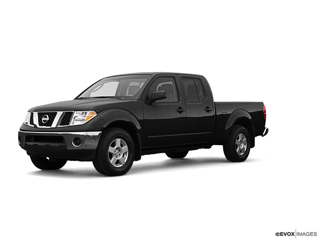 2007 Nissan Frontier Vehicle Photo In Augusta, ME 04330