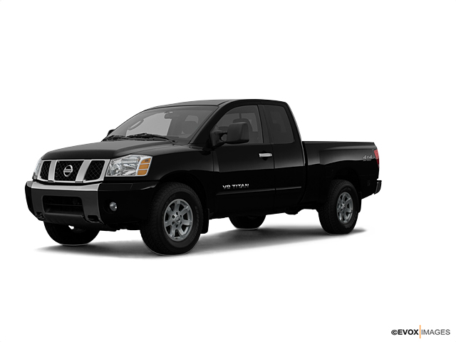 2007 Nissan Titan Vehicle Photo in Moultrie, GA 31788