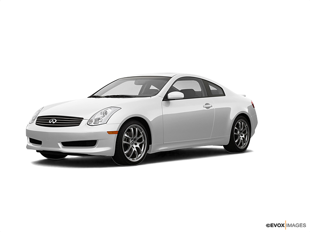 2007 INFINITI G35 Coupe Vehicle Photo in Houston, TX 77546
