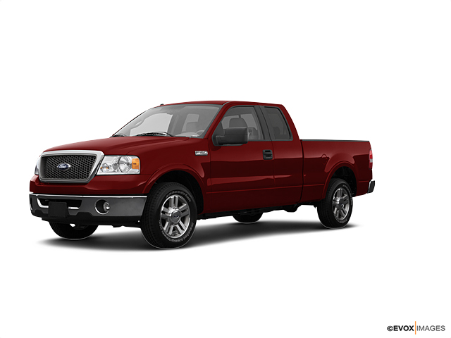 2007 Ford F-150 Vehicle Photo in Owensboro, KY 42303