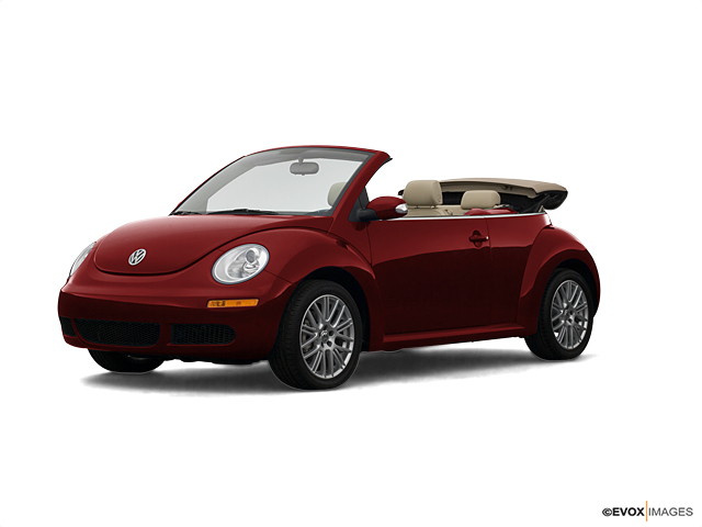 2007 Volkswagen New Beetle Convertible Vehicle Photo in Rockford, IL 61107