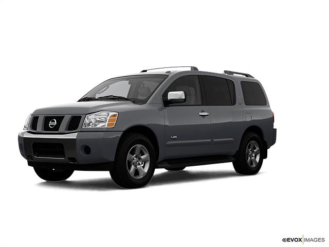 2007 Nissan Armada Vehicle Photo in Lexington, TN 38351