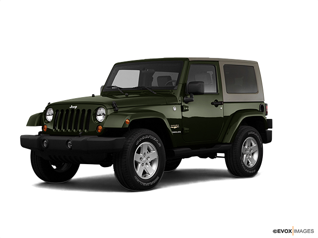 2007 Jeep Wrangler Vehicle Photo in Spokane, WA 99207