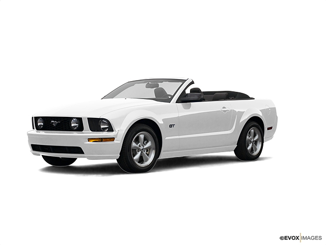 2007 Ford Mustang Vehicle Photo in Modesto, CA 95356