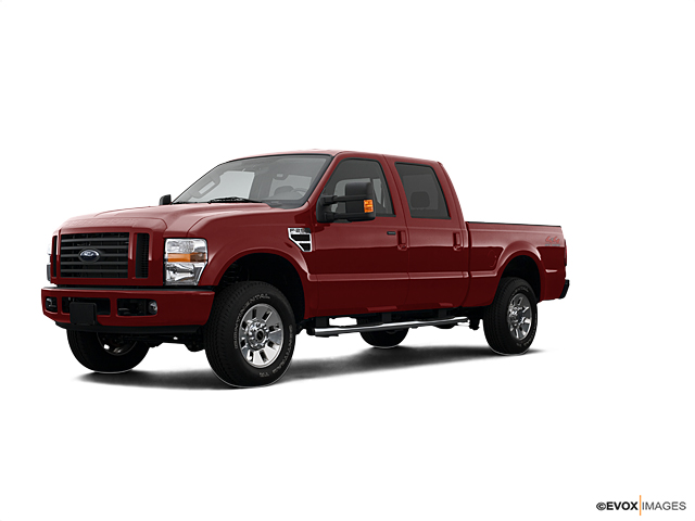 2008 Ford Super Duty F-250 SRW Vehicle Photo in Danville, KY 40422