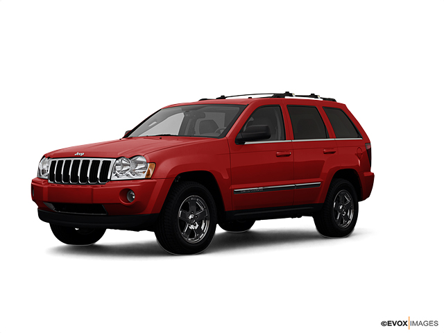2007 Jeep Grand Cherokee Vehicle Photo in Owensboro, KY 42303