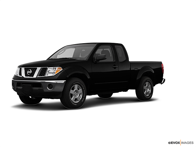 2007 Nissan Frontier Vehicle Photo in Moon Township, PA 15108