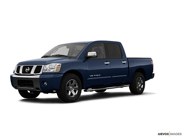 2007 Nissan Titan Vehicle Photo In Gadsden, AL 35903