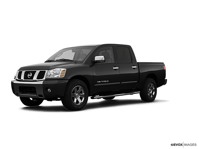 2007 Nissan Titan Vehicle Photo in Glenwood Springs, CO 81601