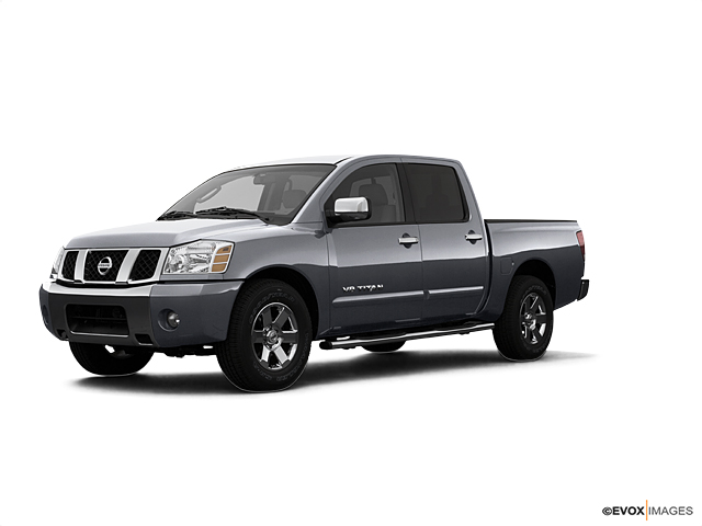 2007 Nissan Titan Vehicle Photo in Bend, OR 97701
