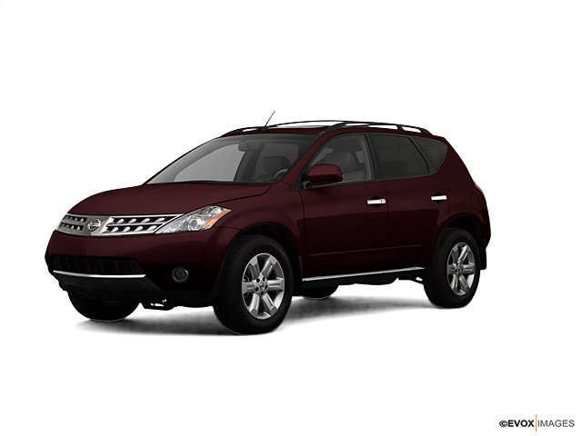 2007 Nissan Murano Vehicle Photo in Colorado Springs, CO 80905