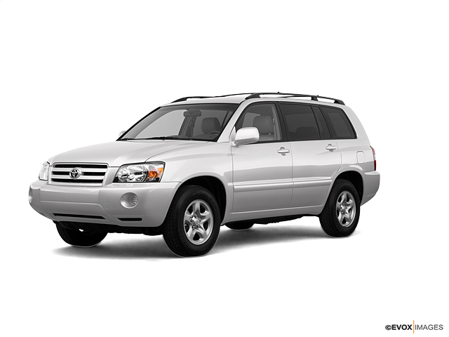 2007 Toyota Highlander Vehicle Photo In Spokane Wa 99218