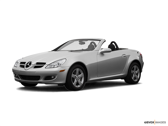 2007 Mercedes-Benz SLK-Class Vehicle Photo in Pleasanton, CA 94588