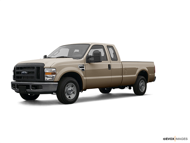 2008 Ford Super Duty F-250 SRW Vehicle Photo in Colorado Springs, CO 80905