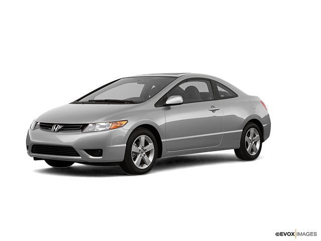 2007 Honda Civic Coupe Vehicle Photo in Janesville, WI 53545