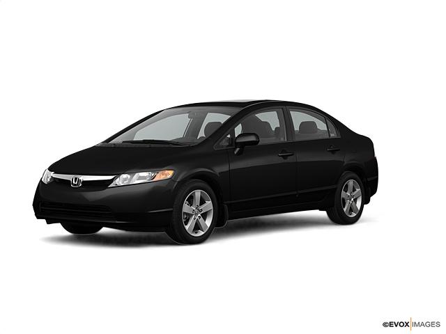 2007 Honda Civic Sedan Vehicle Photo in Houston, TX 77546
