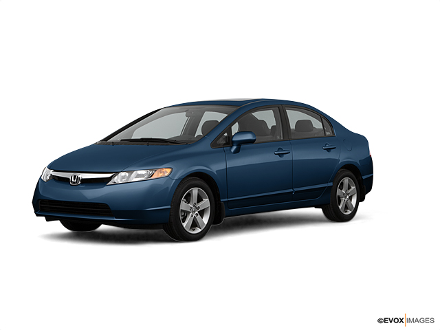 2007 Honda Civic Sedan Vehicle Photo in Shillington, PA 19607