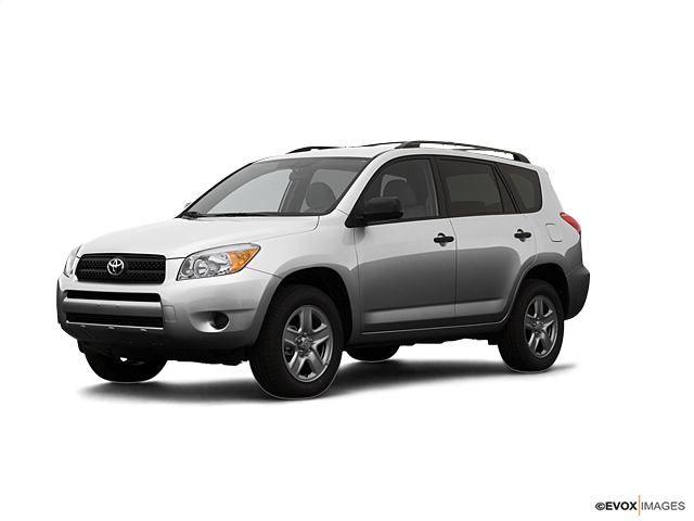 2007 Toyota RAV4 Vehicle Photo in Danville, KY 40422