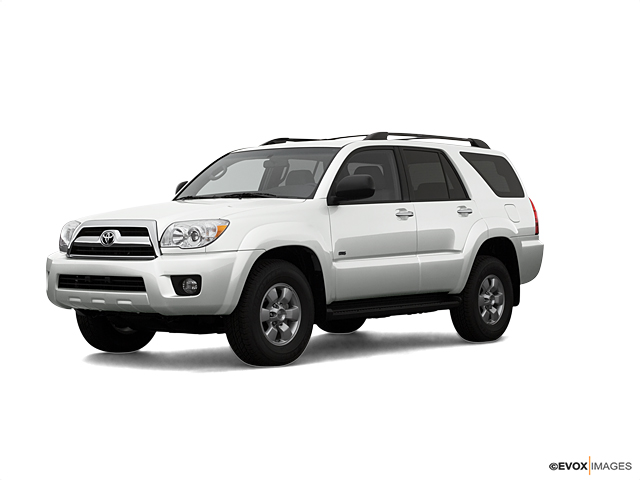 2007 Toyota 4Runner Vehicle Photo in Colorado Springs, CO 80920