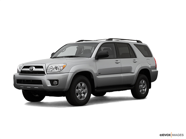 2007 Toyota 4Runner Vehicle Photo in Charlotte, NC 28212