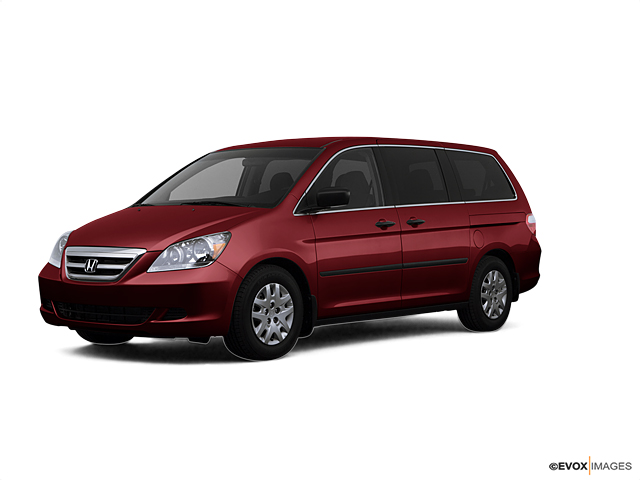 2007 Honda Odyssey Vehicle Photo in McKinney, TX 75070