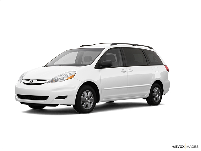 2007 Toyota Sienna Vehicle Photo in Trevose, PA 19053
