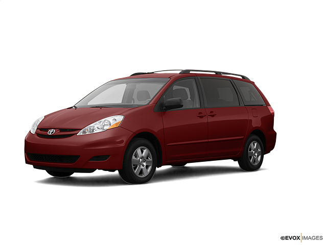 2007 Toyota Sienna Vehicle Photo in Owensboro, KY 42303