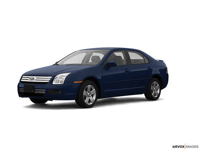 2007 Ford Fusion Vehicle Photo in Colorado Springs, CO 80905