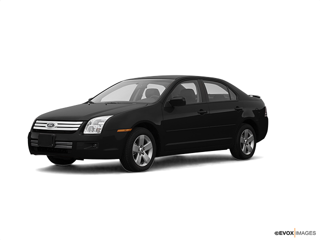 2007 Ford Fusion Vehicle Photo in Midlothian, VA 23112
