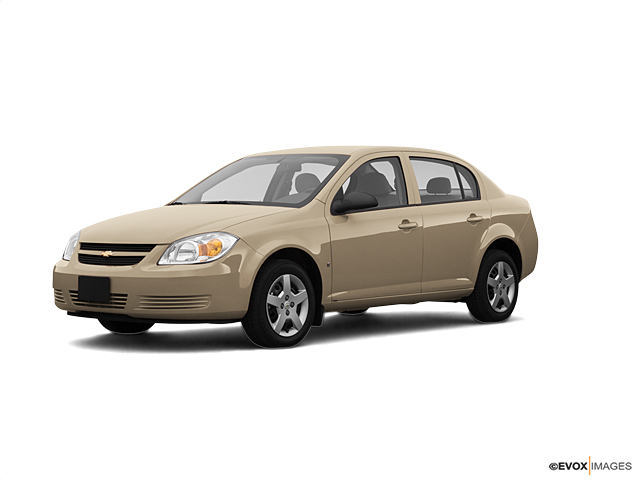 2007 Chevrolet Cobalt Vehicle Photo in Vincennes, IN 47591