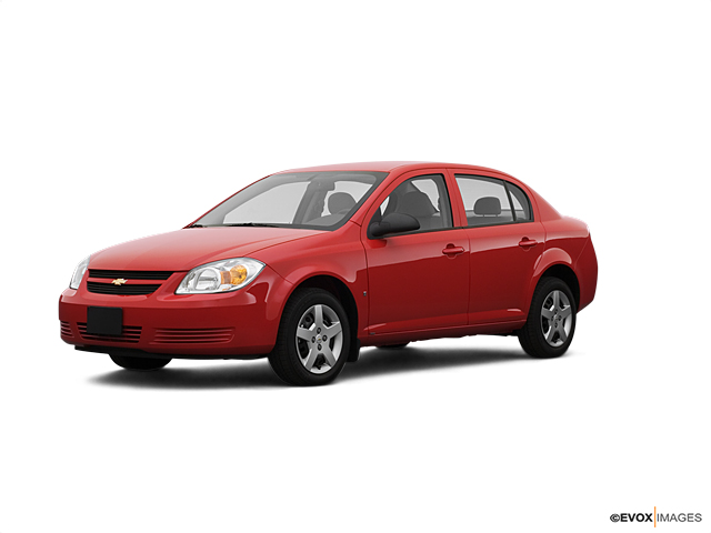 2007 Chevrolet Cobalt Vehicle Photo in Saginaw, MI 48609