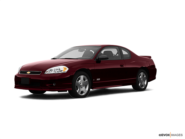 2007 Chevrolet Monte Carlo Vehicle Photo in Sioux City, IA 51101