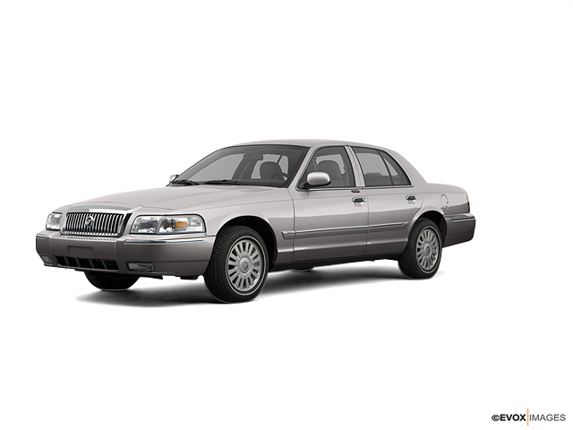 2007 Mercury Grand Marquis Vehicle Photo in Gulfport, MS 39503