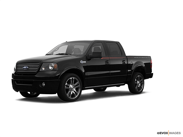 2007 Ford F-150 Vehicle Photo in Enid, OK 73703
