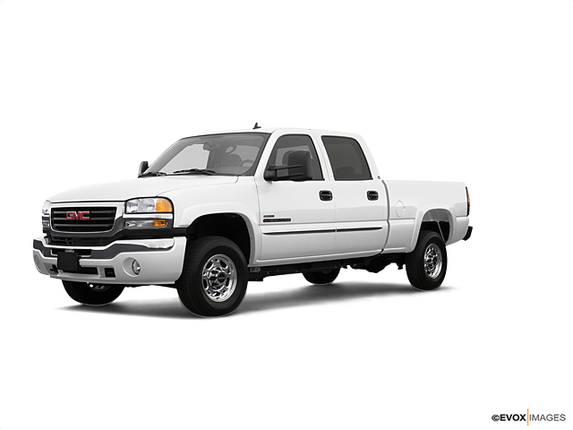 2007 GMC Sierra 2500HD Classic Vehicle Photo in Baton Rouge, LA 70806