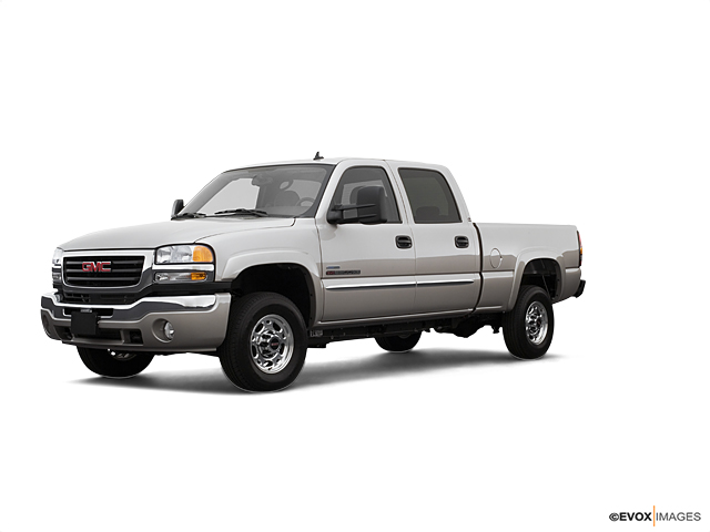 2007 GMC Sierra 2500HD Classic Vehicle Photo in Colorado Springs, CO 80905