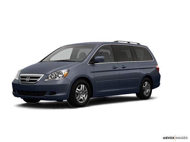 2007 Honda Odyssey Vehicle Photo in Plainfield, IL 60586-5132