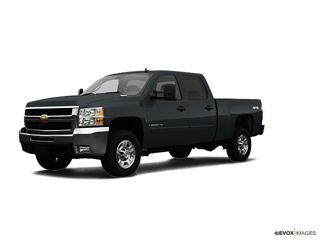 2007 Chevrolet Silverado 2500HD Vehicle Photo in Spokane, WA 99207