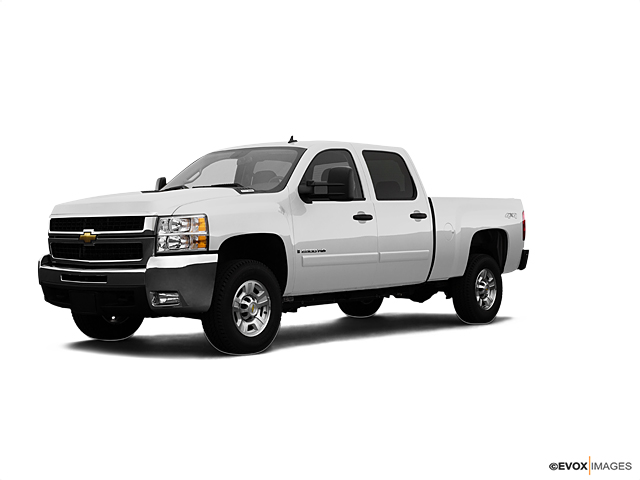 2007 Chevrolet Silverado 2500HD Vehicle Photo in San Angelo, TX 76903