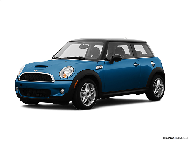 2007 MINI Cooper S Hardtop Vehicle Photo in Gaffney, SC 29341