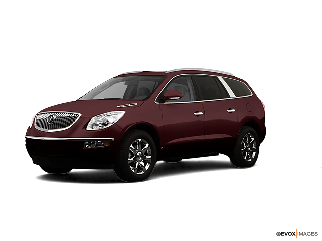 2008 Buick Enclave Vehicle Photo in Rockford, IL 61107