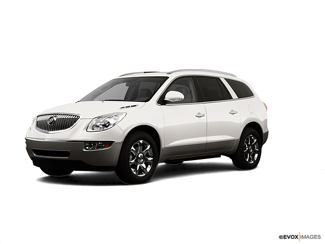 2008 Buick Enclave Vehicle Photo in Spokane, WA 99207