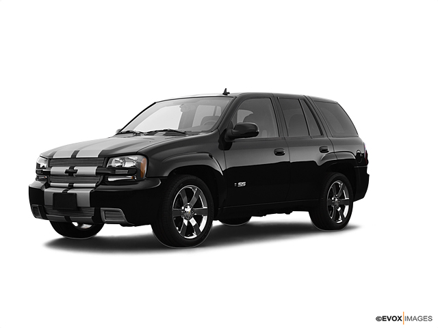2007 Chevrolet TrailBlazer Vehicle Photo in Moon Township, PA 15108